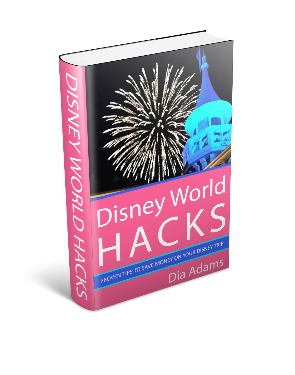Disney World Hacks: the eBook that gives you the tools to save time and money on your Disney trip.