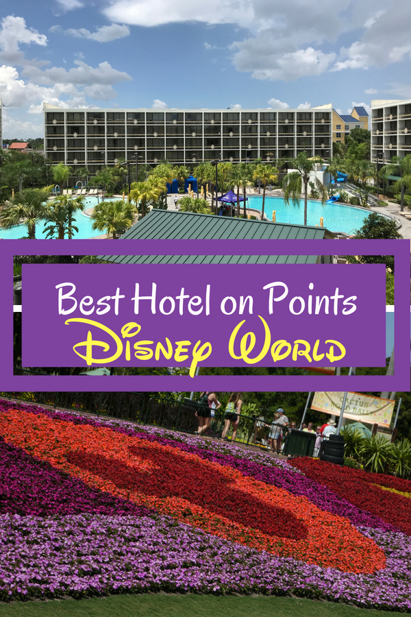 Sheraton Lake Buena Vista: the best Disney World Hotels using points deal out there!