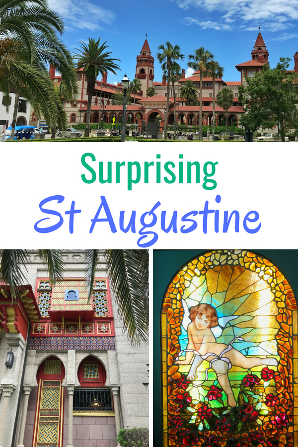 St. Augustine, Florida is so much more than pristine beaches and Spanish Colonial architecture. Check out these St. Augustine hidden gems. #Florida #StAugustine #TMOM