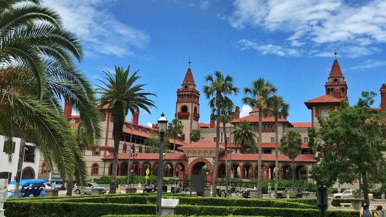 Flagler College is just one of many historic sites of St. Augustine.