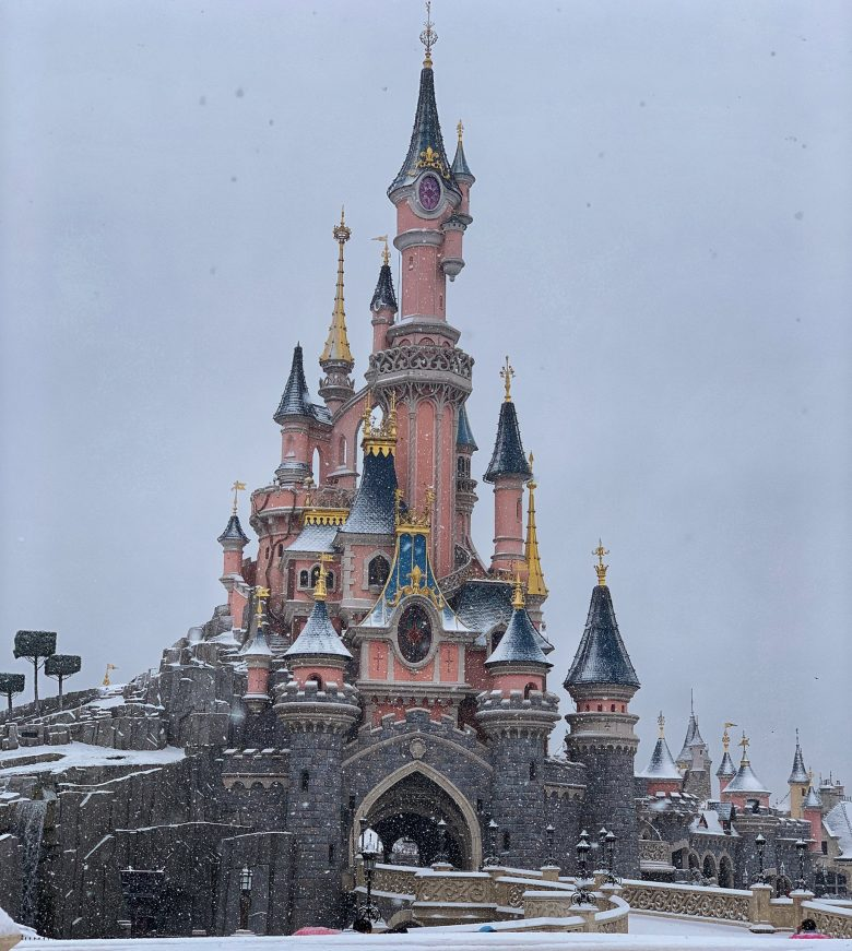 Some thoughts about visiting Disneyland Paris in Winter