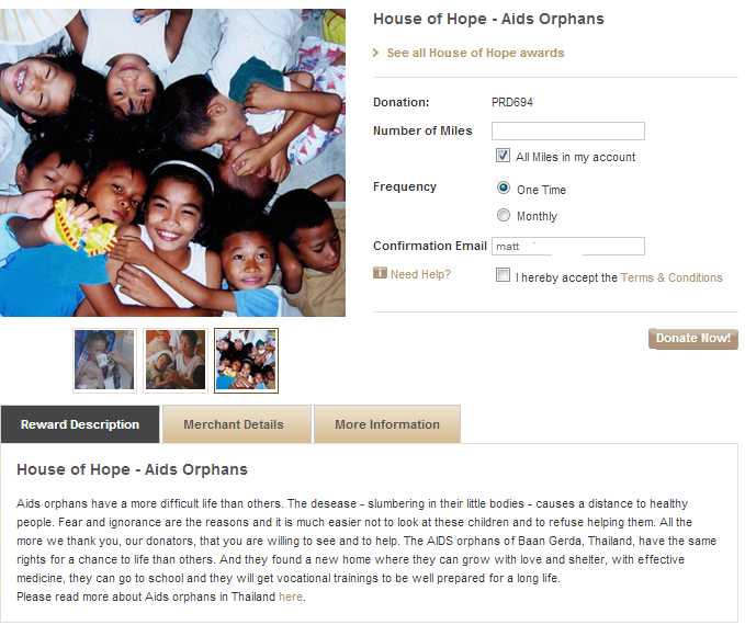 House of Hope - Aids Ophans
