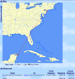 Distance Based Award Travel Part 3 Short Haul (up to 2000 Miles) One Way Options Compared