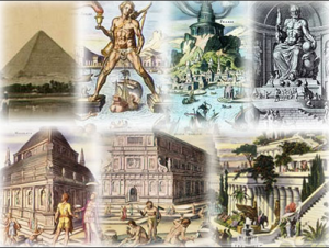 Travel Challenge: Seven Wonders of the Ancient World – Part 1The Introduction