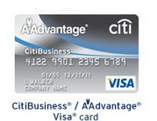 Citibusiness Visa