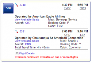 Citi Executive American Airlines Card – AAdvantages and AAdisadvantages