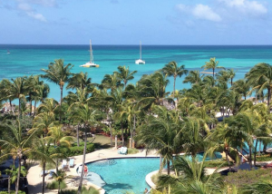 Did I make a mistake with Club Carlson Aruba?