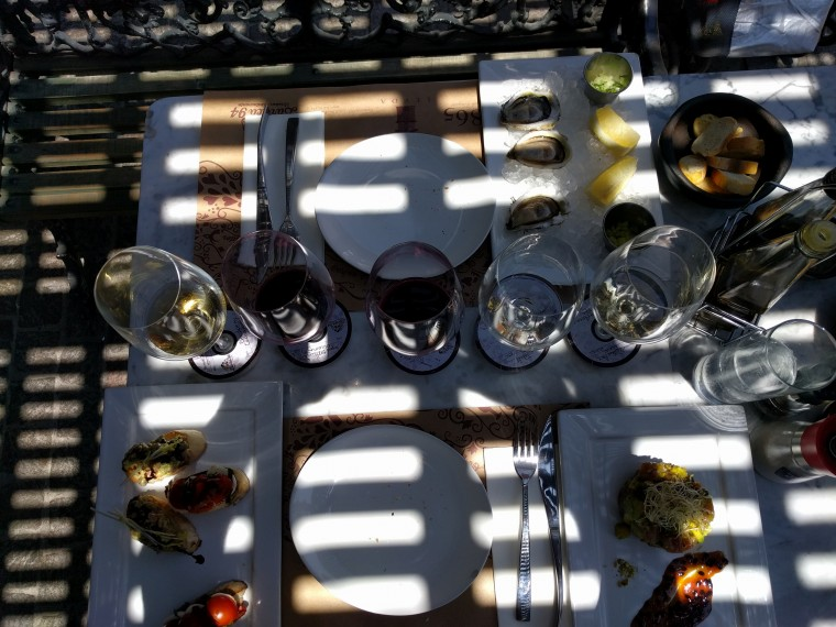 Tapas and Wine tasting at Barrica 94