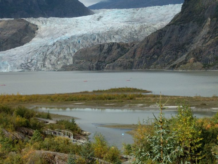 Mendenhall Glacier Tongass National Forest