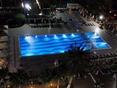 Review of the Doha Marriott Hotel