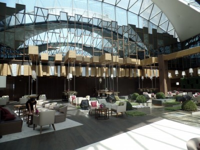 First Glance: The Hyatt Regency Dubai Creek Heights