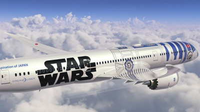 Celebrating Star Wars Day AvGeek Style