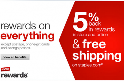 Staples Gap Brand Gift Cards Discount Now Applicable Online
