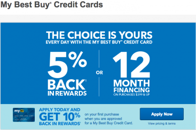 Best Buy Credit Card Is Garbage