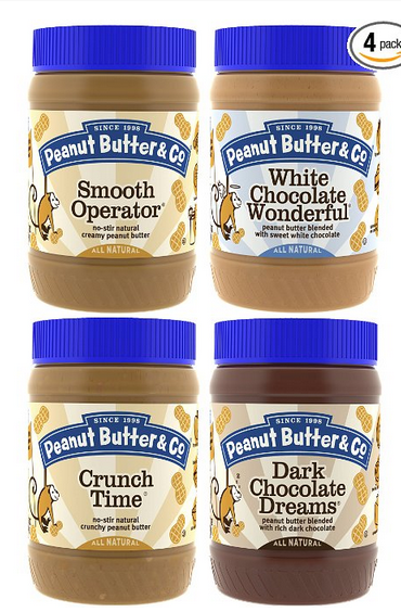 Downtown Deal Girl Fave PB & Co Under $3 a Jar (and $10 off 1st Subscribe and Save Order)