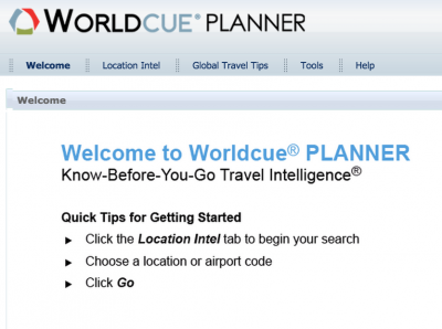 Worldcue Travel Planner Review
