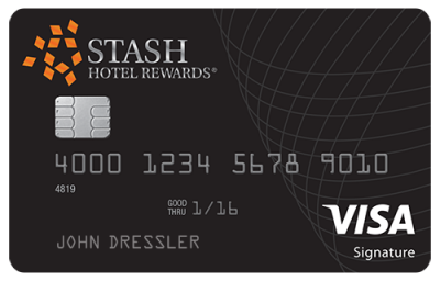 Stash Hotel Rewards rolls out new credit card