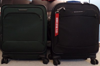 Suitcase Giveaway, New TATL Routes, Chase Sapphire Reserve Competitor, Reselling