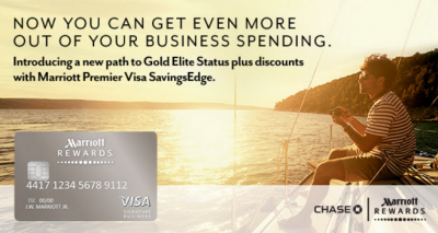 Enhanced Marriott Rewards Premier Business Card