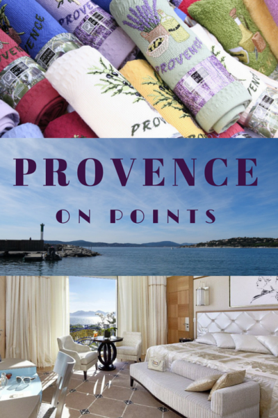 Provence on Points: When a Category 6 Hotel is a Better Value Than a Category 1