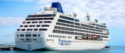 Fathom Cruise: My First Impressions in Two Photos