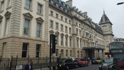 Review: Hilton London Paddington