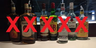 Quitting alcohol for a month as a frequent traveler