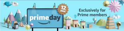 Amazon Prime Day 2016 – 12 July