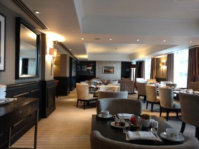 Surveying Scotland: Hyatt Regency London The Churchill Impressions