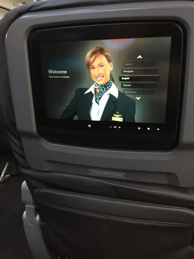 I burned two American Airlines Systemwide Upgrades for Business Class on an Embraer 175.