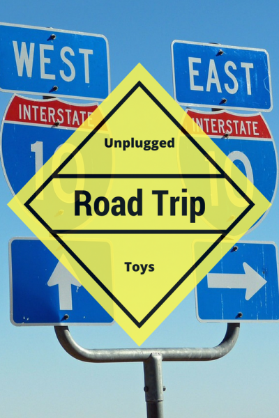 6 Kid Tested Unplugged Road Trip Toys to Keep Them Charger Free