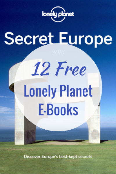 Today Only: 80% off Kindle Travel Books incl. Rick Steves, 12 Free Lonely Planet Books