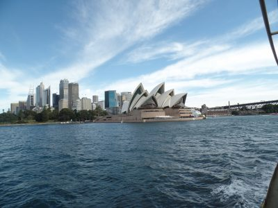 Five Things To Do in Sydney