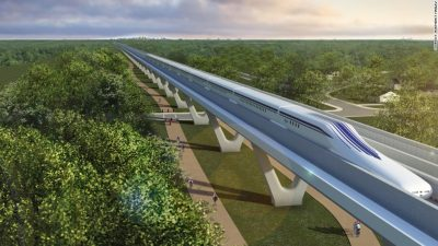 More Progress for a DC to Baltimore MagLev