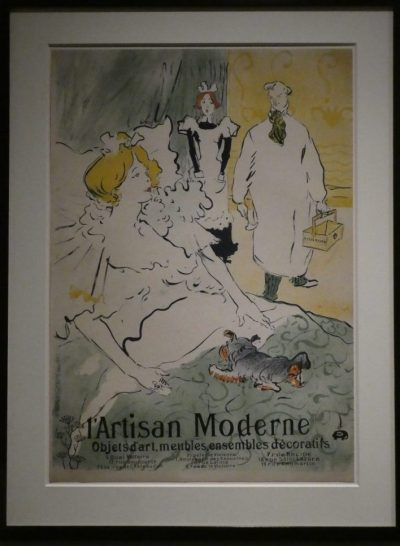 Amazing Toulouse-Lautrec Exhibition Visits DC – Perfect Spring Break Daytrip