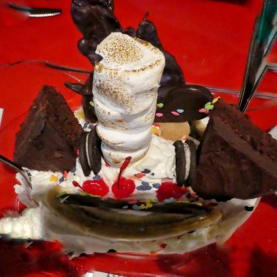 10 Gallon Challenge: The Disney World Dessert Even Crazier Than The Kitchen Sink