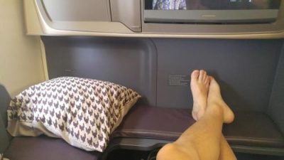 Singapore Airlines – Meh
