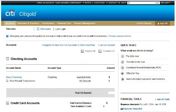 Citibank Credit Card Payment Online >> Citi ThankYou Premier and Prestige cards, and Citigold